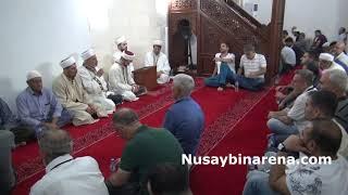 Nusaybin`de Kadir Gecesi'ni ihya edenlerden büyük ilgi!