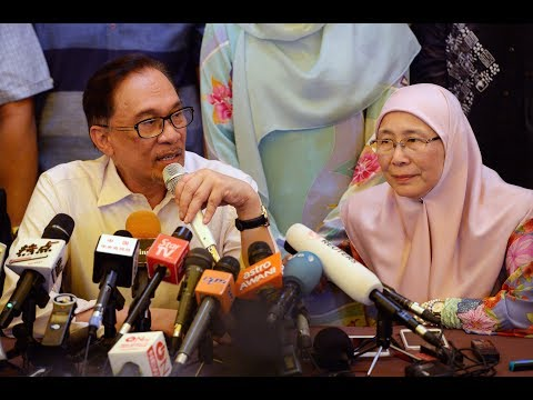 Like Mahathir, I'm not against Chinese investments, says Anwar