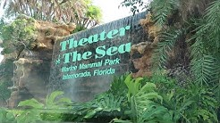 Florida Keys Vacation | Day 2 Part 1 | Theater Of The Sea: Marine Mammal Facility & Show