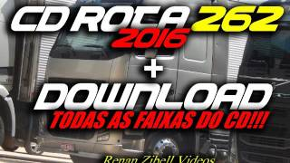 CD ROTA 262 - 2016 - DJ WAGNER - DOWNLOAD COMPLETO!