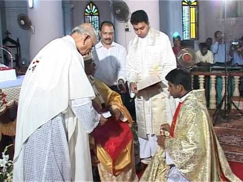 Ordination of Fr Antony Albin Odipattil O and Colleagues Part -3