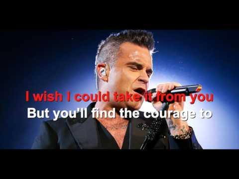 Robbie Williams - I love my life - Karaoke con testo