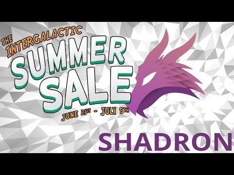 Shadron -- Interactive GLSL Shader Creation Tool