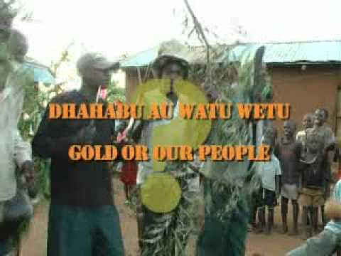 VIDEO Barrick Mining DISASTERS.mpg