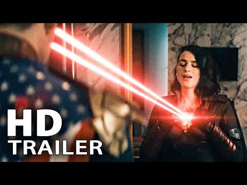 THE BOYS Staffel 2 Trailer 2 Deutsch German (2020)