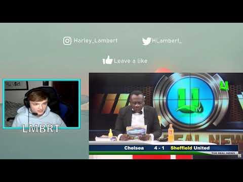 Football Fan reaction to Ghanaian news reporting scores