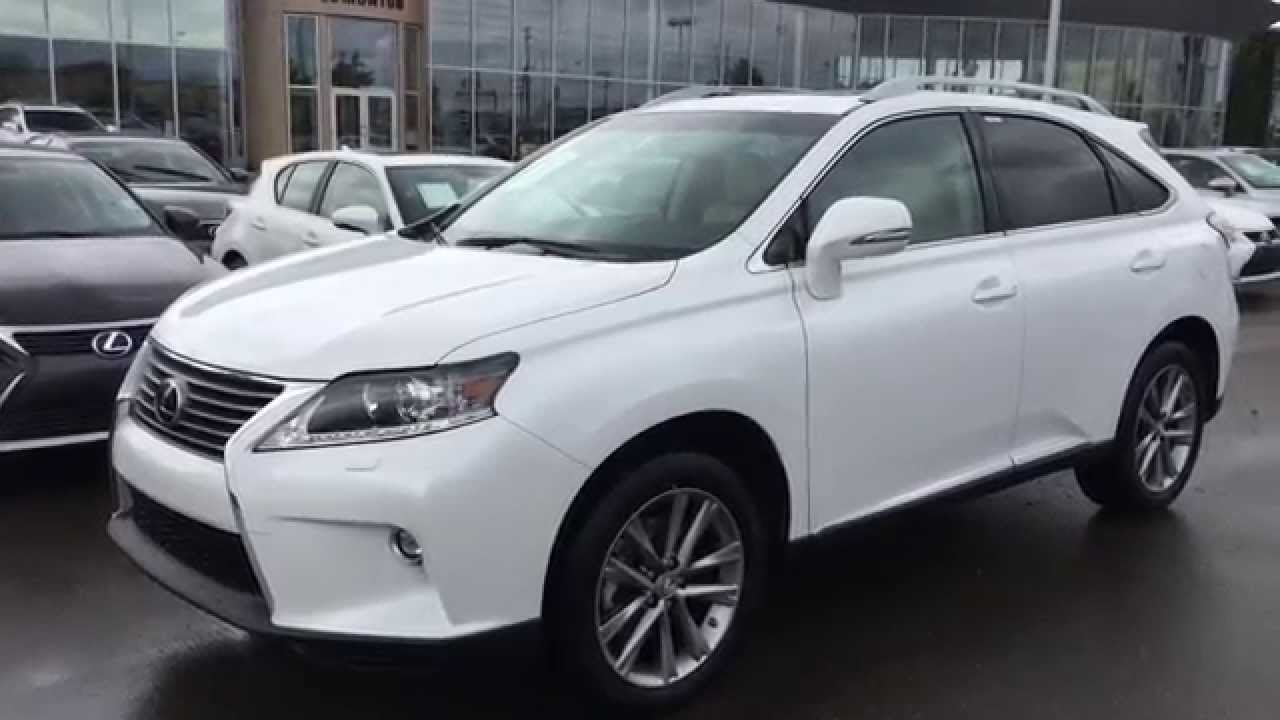 2015 lexus rx 350 awd sportdesign edition review white. Black Bedroom Furniture Sets. Home Design Ideas