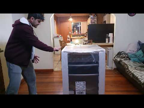 Really ? Westinghouse Why ? Bad New Oven Unboxing Review