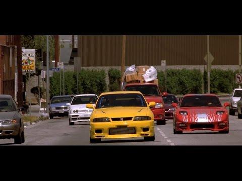 "Fast & Furious (2001) - Toyota Supra build scene | ""Life ain"