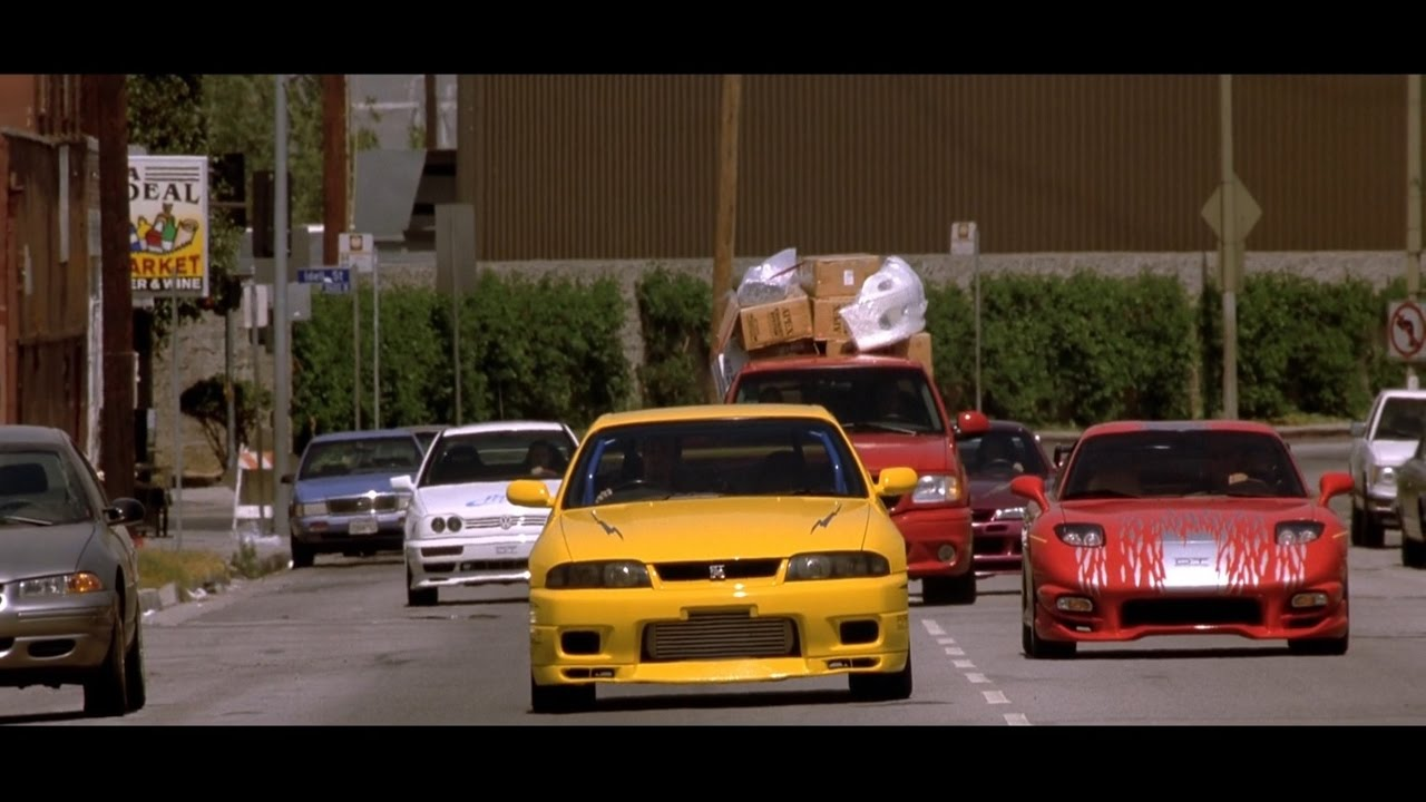 Toyota Supra From The Fast And The Furious Fast Furious 2001 Toyota Supra Build Scene