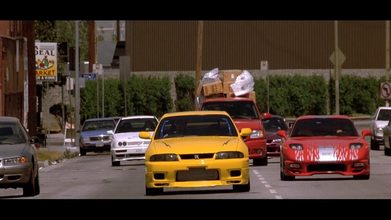 "Mitsubishi Eclipse Cost >> Fast & Furious (2001) - Toyota Supra build scene | ""Life ain't a game"" [Blu-ray, 4K] - YouTube"
