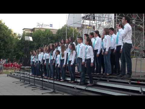World Choir games 2014. Riga. Santos Productions Academy, Gibraltar (16.07.2014 no 20.00) - 00237