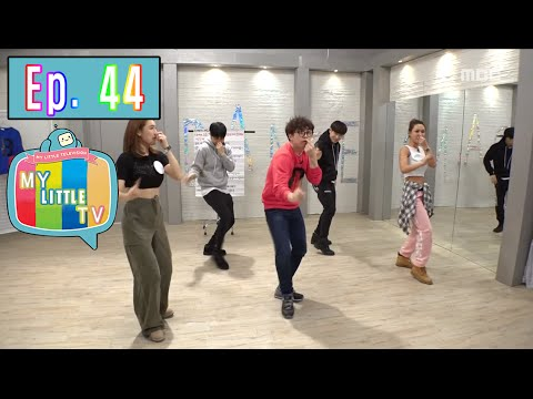 """[My Little Television] 마이 리틀 텔레비전 - Mormot PD, """"You Come on"""" Dance~ 20160312"""