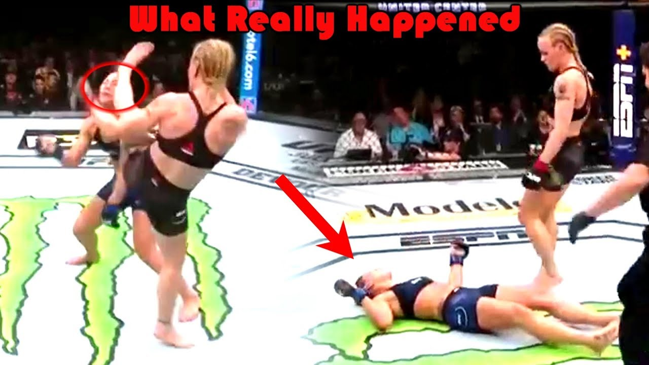 VIDEO: This Valentina Shevchenko kick is like a video game cheat ...