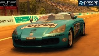 Ridge Racer 2 - PSP Gameplay 1080p (PPSSPP)
