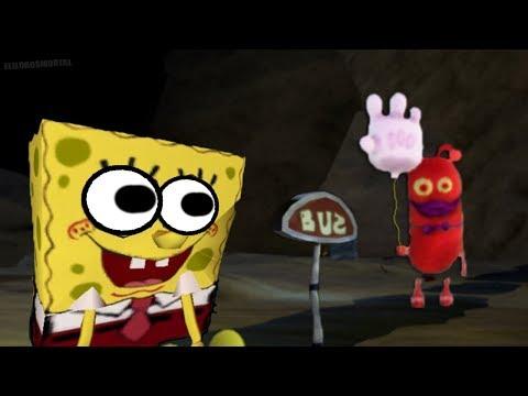 Spongebob's day of terror friv