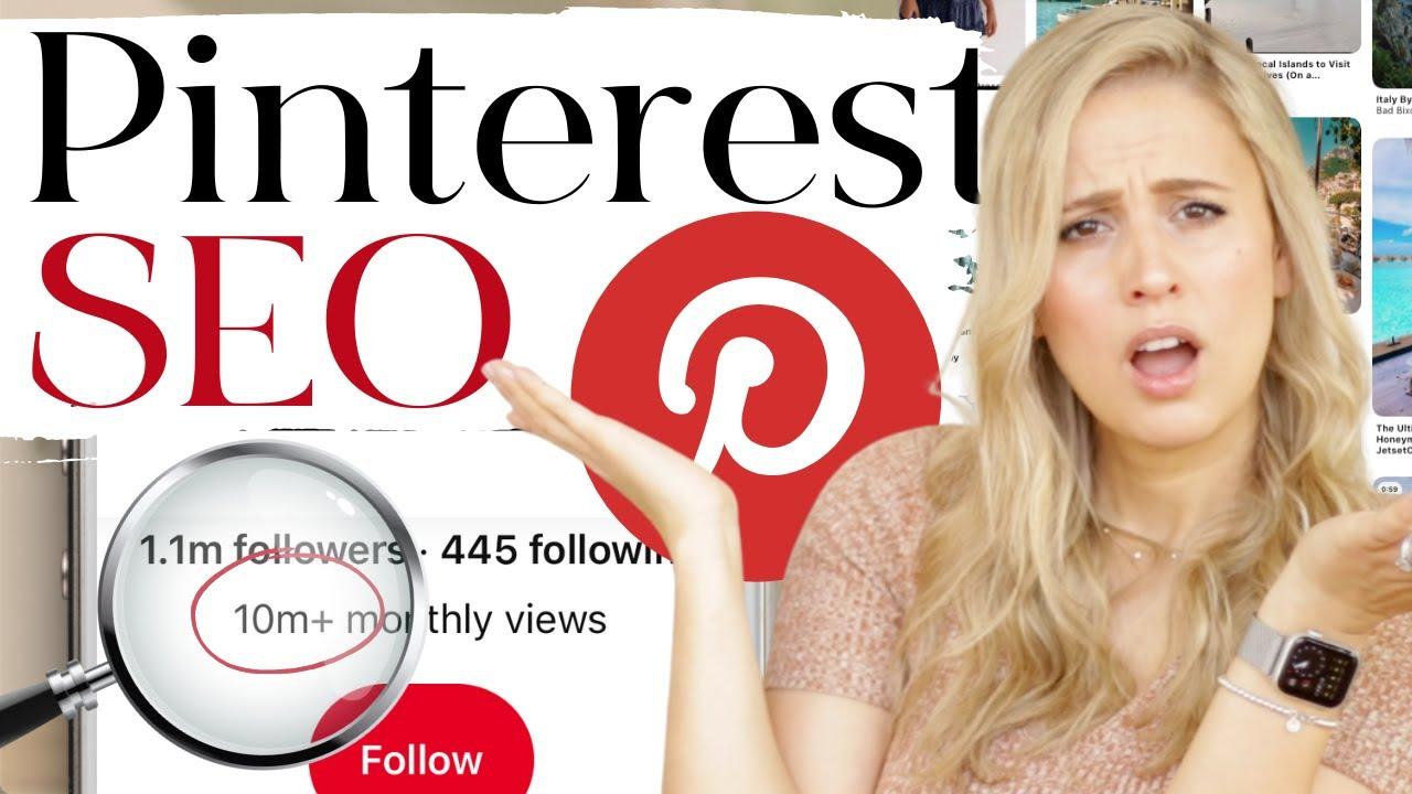 3 PINTEREST SEO Secrets REVEALED  - Best Pinterest SEO Tips for Traffic (2021)
