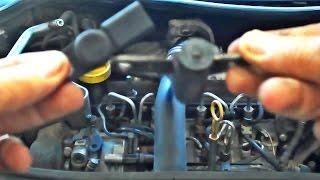 probleme capteur arbre came megane 2 dci - حساسات محرك ديزل