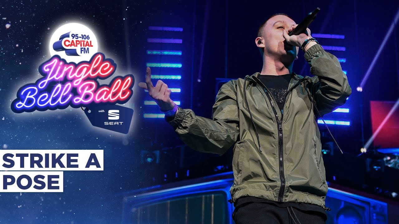 Young T & Bugsey - Strike A Pose feat Aitch (Live at Capital's Jingle Bell Ball 2019) | Cap