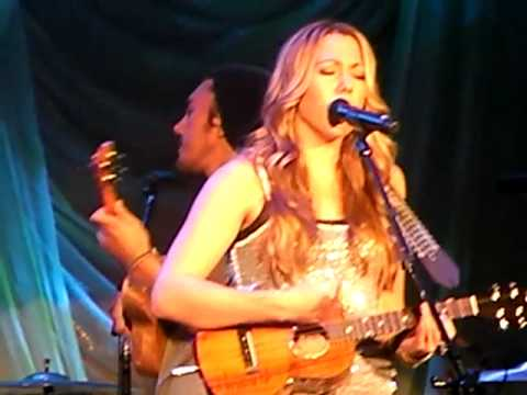 Colbie Caillat Tied Down Ukulele Acoustic Live @ House Of Blues Anaheim 091709