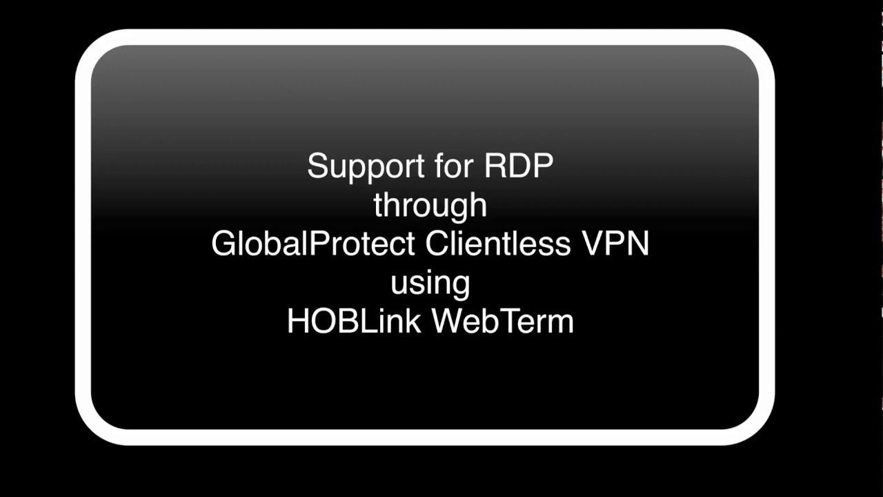 Palo Alto Networks Knowledgebase: RDP, VNC, SSH Access