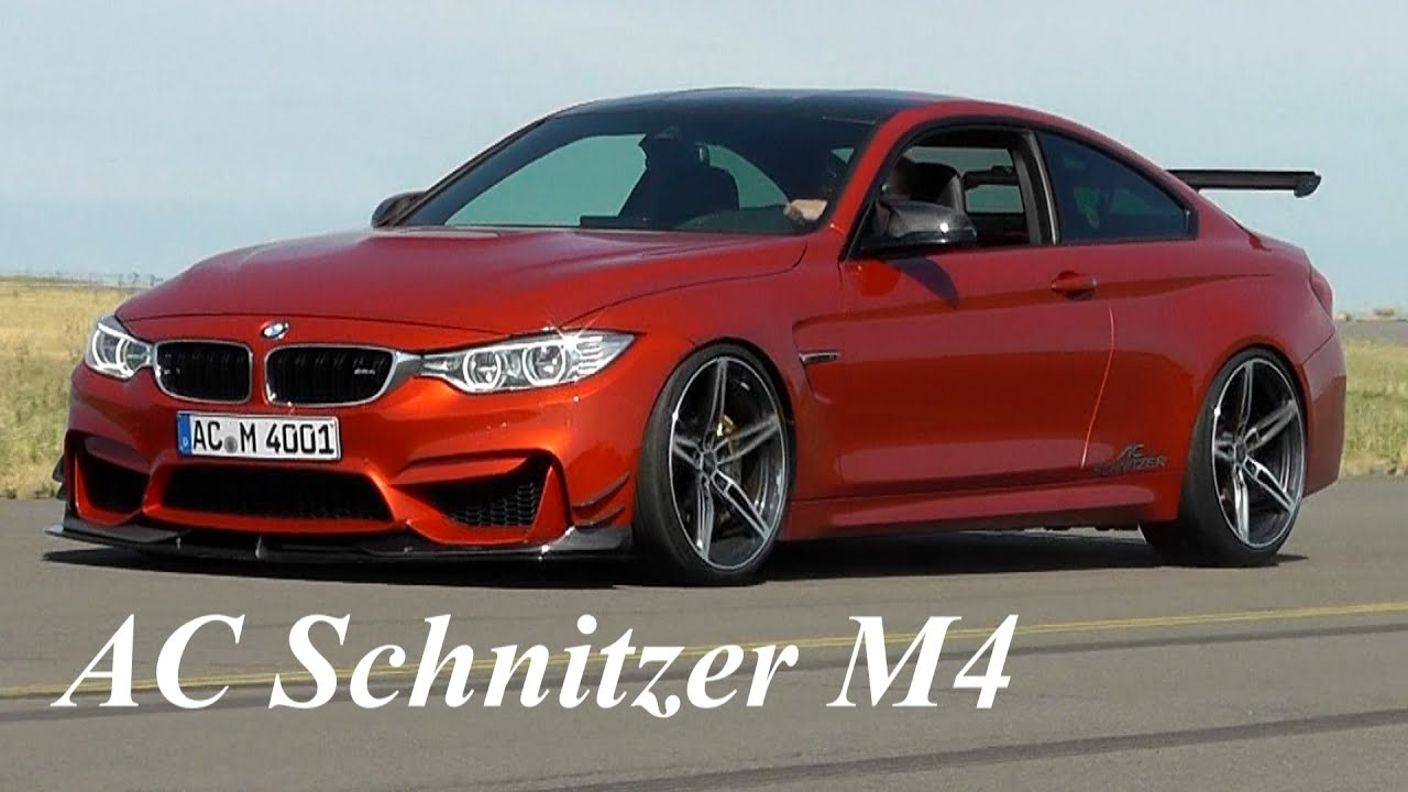 AC Schnitzer ACS BMW M Sound Acceleration Fly By YouTube - Schnitzer