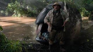 Первое знакомство с новым миром. Джуманджи: Зов джунглей. 2017(Часть 1)