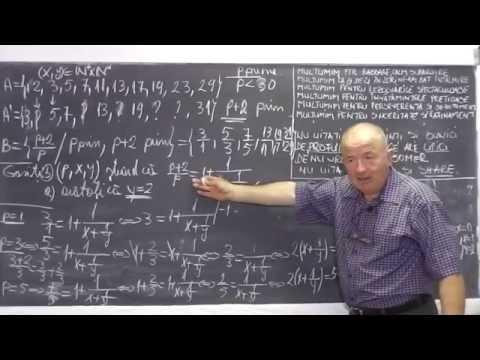 1/2 Lectia 562 - Numere prime | Divizibilitate | Operatii in Q | Ecuatii cu numere rationale