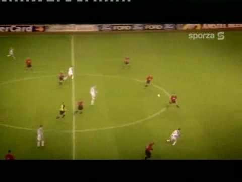 CL 00-01 RSC Anderlecht 2-1 Manchester United
