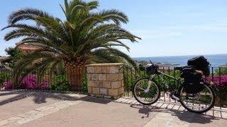 Rowerem wzdłuż hiszpańskiego wybrzeża