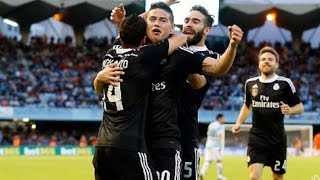 Celta 2-4 Real Madrid | Goles | 26/04/2015 | COPE