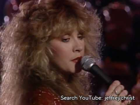 Stevie Nicks ~ Stand Back (Solid Gold)