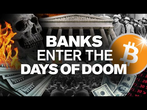 WARNING: Bank Run Soon!! Get Your Cash Out NOW!