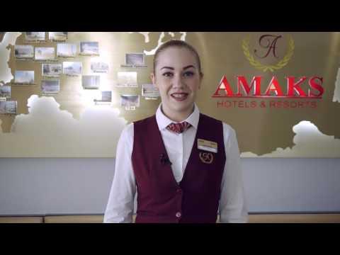 Лучший администратор гостиница АМАКС Новый Уренгой