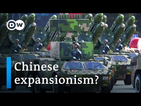 What's behind China's border disputes | DW News