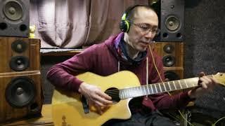 (カバー)桜坂 ギター弾き語り