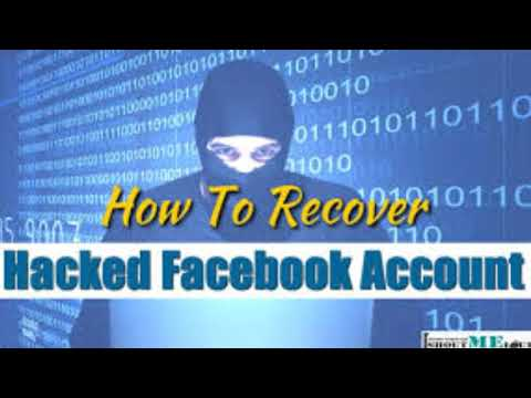 How to recover your hacked facebook account 100% real 2017