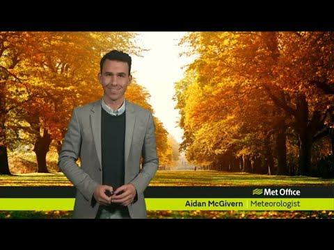 Wednesday Morning Forecast 17/10/18