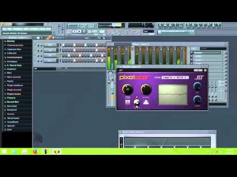 Vierce Audio Productions : JST Pixelator
