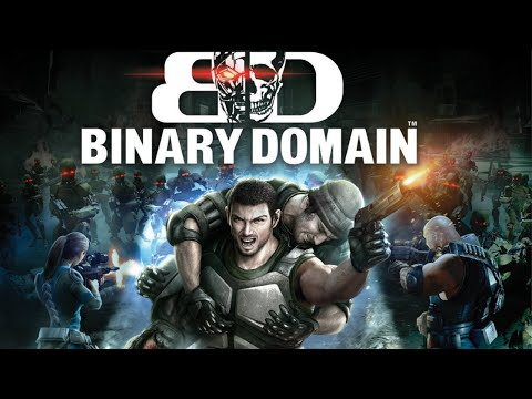 Binary Domain Pt5: Five million in cash!?