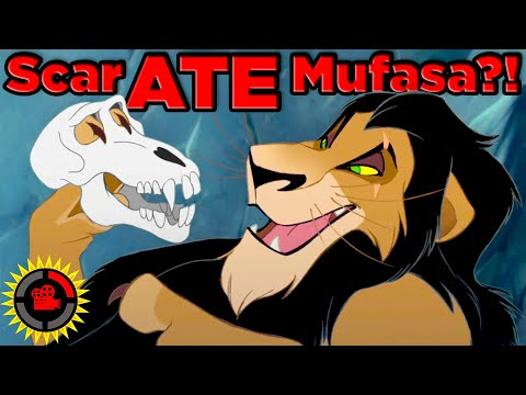 Film Theory: Did Scar EAT Mufasa? (The Lion King) - The Film Theorists