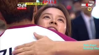 게임 쇼 | 런닝맨 |  SpartAce Kim Jong Kook - Song Ji Hyo Của Running Man