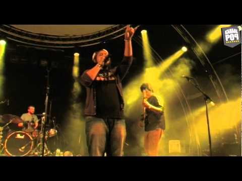 The Rising Sun - Live @  Kanaalpop 2014