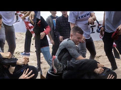 California Neo-Nazi Group Members Arrested for Role in Violence at Rallies in CA and Charlottesville