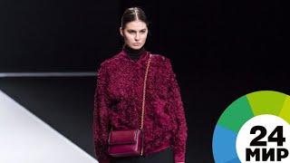 Главный аксессуар осеннего гардероба: как выбрать шарф - МИР 24