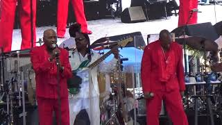 The O'Jays Band: R&B Music at San Jose, CA Jazz Summerfest  8/12/2019
