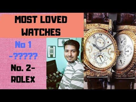 Most Loved Watch Brands