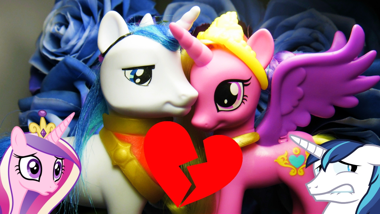 Mlp princess cadence and shining armor hate each other youtube - Pictures of princess cadence ...