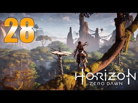 Horizon Zero Dawn - Gameplay Walkthrough Part 28: The Mountain that Fell