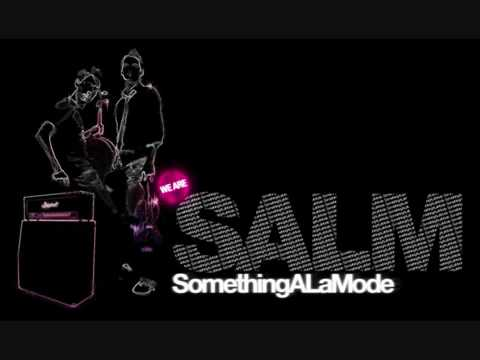 Something A La Mode - Paris makes me feel like dancing.mp4